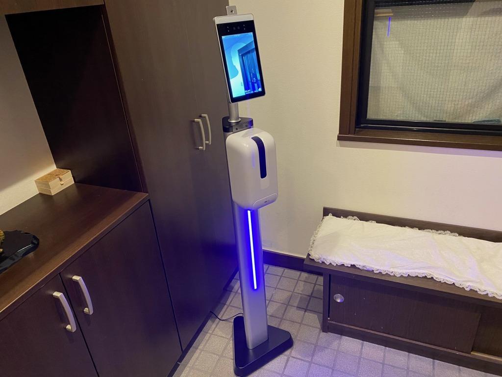 AI検温器